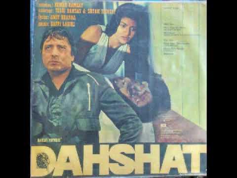 Asha Bhosle_Mera Yaar Gussewala Hai Dahshat; Bappi Lahiri; Amit Khanna