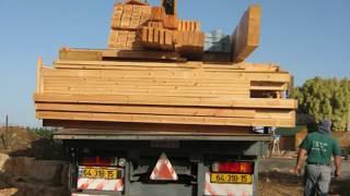 משפחת גודובניק -תהליך הבנייה
