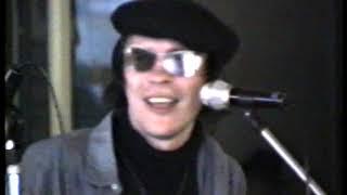1994. Концерт группы «Флирт» в библиотеке им.И.Уткина. Иркутск. Часть 1