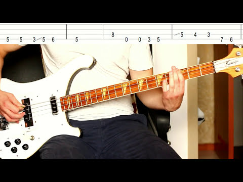 Royal Blood - I only Lie when I love You (Bass with TABS)