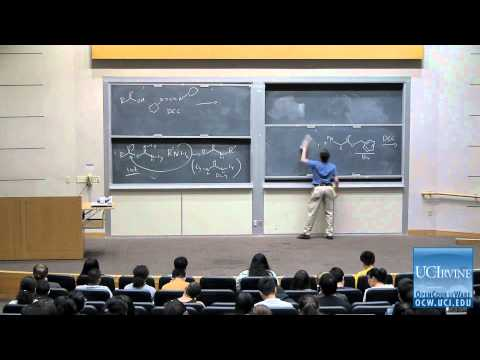 Organic Chemistry 51C. Lecture 18. Amino Acids, Peptides, And Proteins.