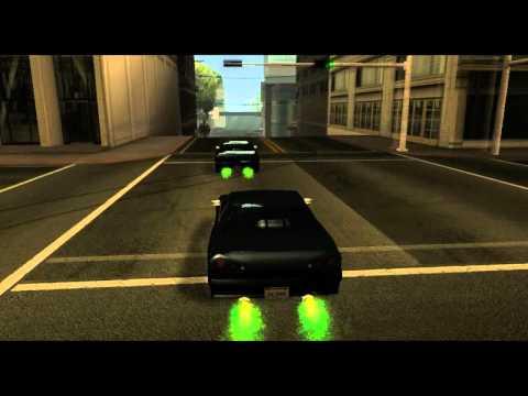 GTA san andreas | Elegy Twin Drifting 2011