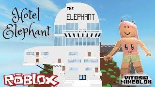 ROBLOX-Fun at the Elephant Hotel/Win MineBlox