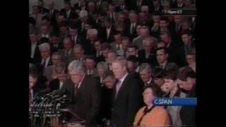 Sen. Tom Carper Reflects on 9/11 Capitol Gathering