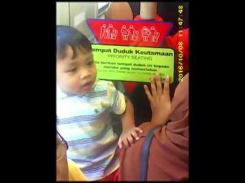 priority seating on rapidkl train