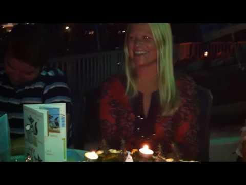 Kelly Rief Birthday with Dorothy Lady