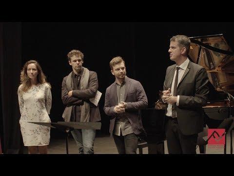 Première Masterclass des Jeunes Talents - Promotion Mozart