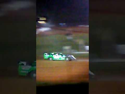 Levi godsey Bloomington speedway super stock a main 9/15/17