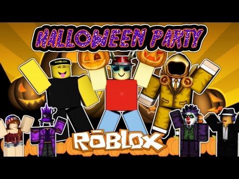 HALLOWEEN PARTY WITH NIKILIS!!!   Murder Mystery 2 Fan Lobby