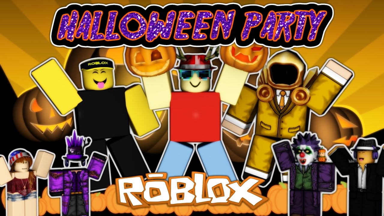 halloween party with nikilis!!! | murder mystery 2 fan lobby - youtube