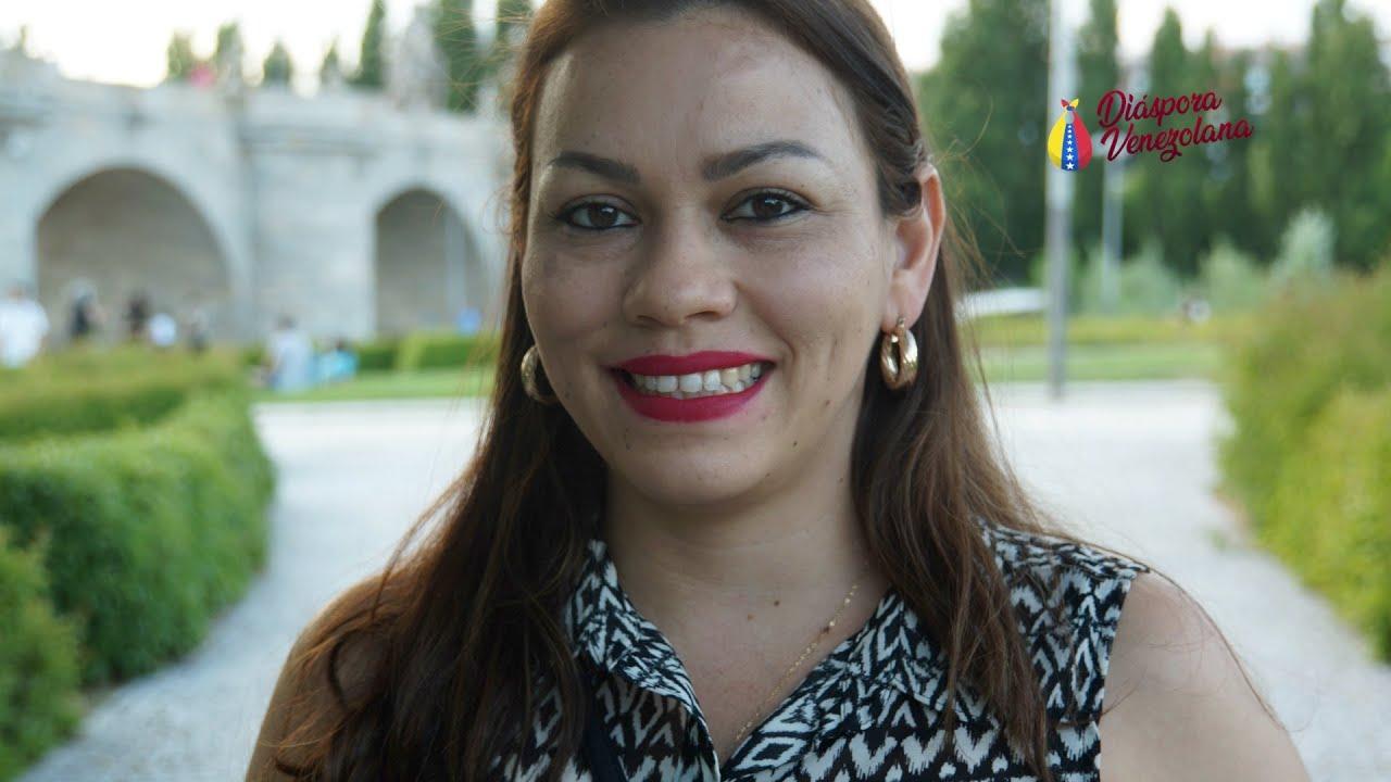 Venezolanos en Madrid (Lisbeth García)