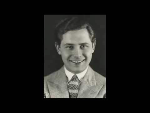 MED FULD MUSIK - Eric Bertner  med Teddy Petersens danseorkester 1932