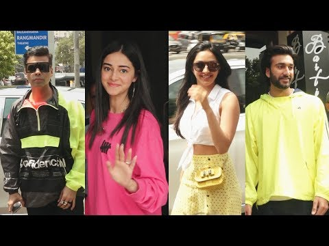 Kiara Advani Celebrates KABIR SINGH SUCCESS With Ananya Panday, Karan Johar Mp3