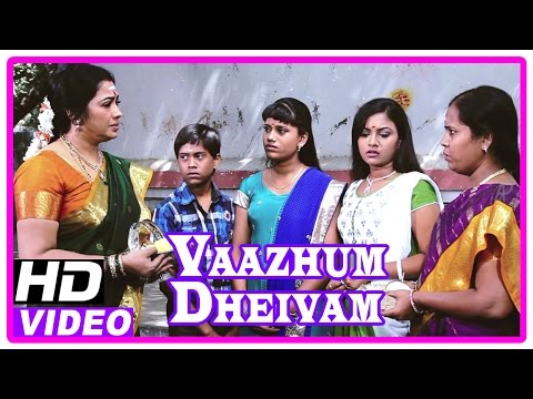 Vaazhum Deivam Tamil Full Movie | Scenes | Rekha Advices To Ladies | Anusha