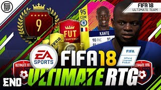 THE END!!! 40 - 0!!! ULTIMATE RTG - #FIFA18 Ultimate Team