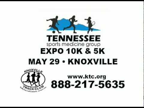 2010 Knoxville Track Club Tennessee Sports Medicine Expo 10K & 5K