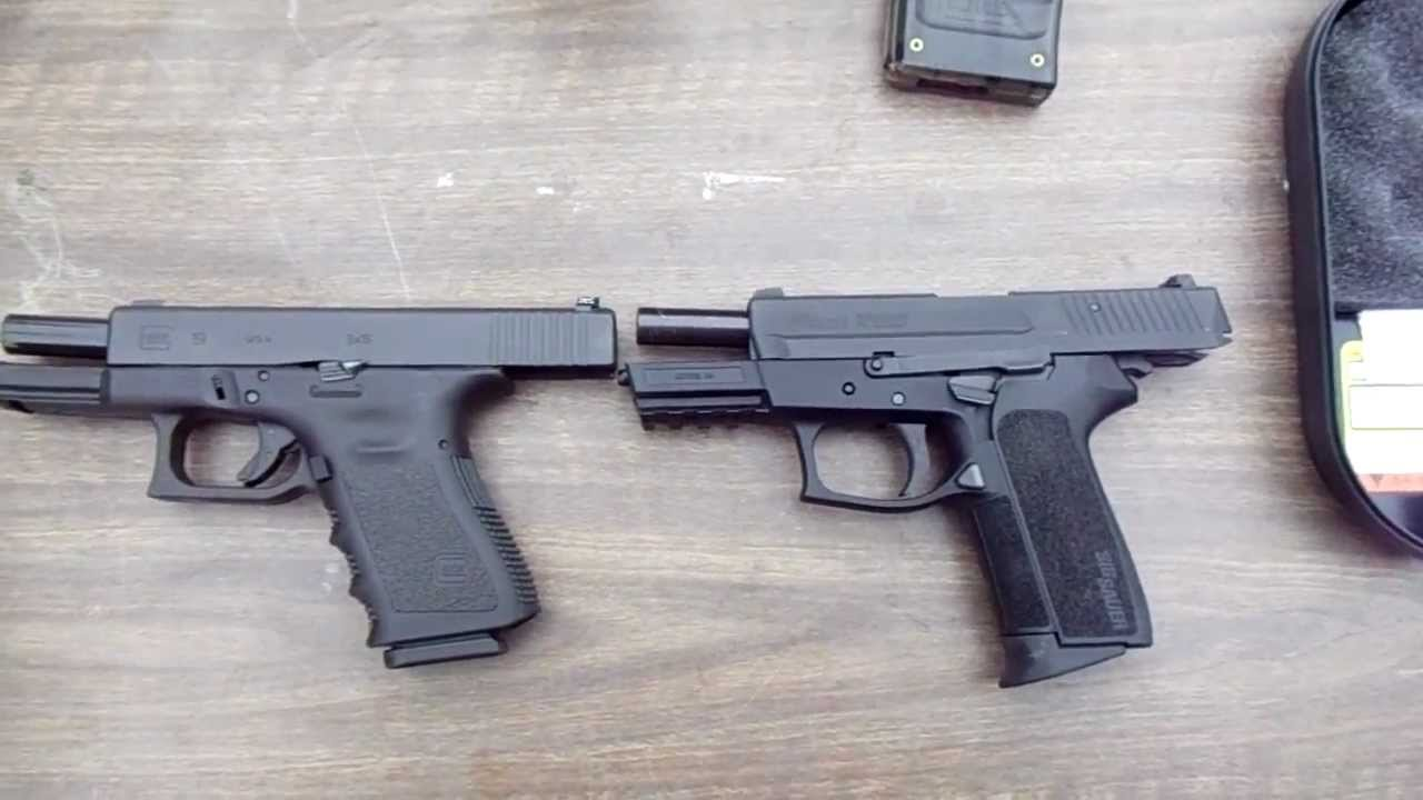 Sp2022 Vs Glock 19