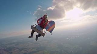 Sounds of Red Bull -  'Here and Now' (Official Video - Best of Flying)