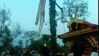 malaraya banta daivastana kodi 15/05/2012