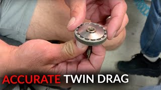 Twin Drag System EXPLAINED | ACCURATE FISHING