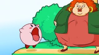 Yo mama so fat! kirby