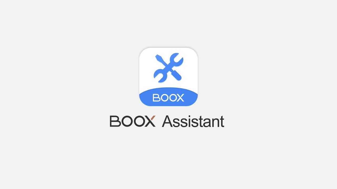 BOOX Assistant - Transfer files to your BOOX and view synced Notes from your BOOX on your Mobile