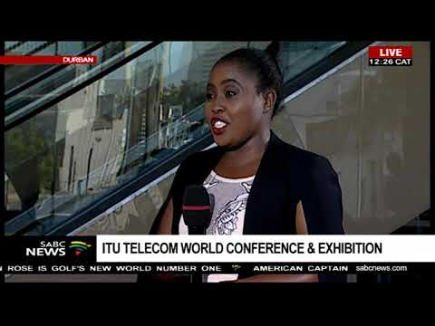 ITU telecom world conference & exhibition