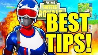HOW TO WIN SOLO FORTNITE TIPS AND TRICKS! HOW TO GET BETTER AT FORTNITE PRO TIPS SEASON 4!
