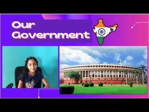 Government Of India | How it Functions | Legislature Executive and Judiciary
