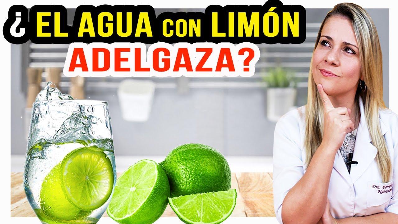 limon adelgaza en ayunas