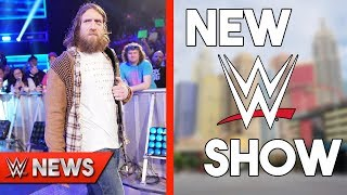 Daniel Bryan Injured! New WWE Show Coming This Fall?! - WWE News Ep. 235