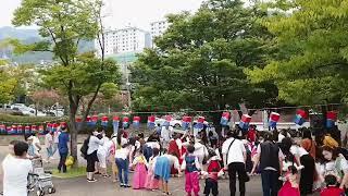 2019년 추석전통놀이 명문버클리어린이집2