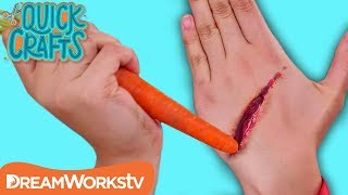 3 Flesh Ripping DIY Tricks | QUICK CRAFTS