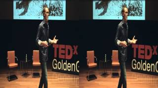How To Find And Do Work You Love: Scott Dinsmore at TEDxGoldenGatePark (3D)