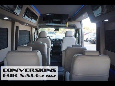 Ram Promaster Conversion Vans For Sale Los Angeles