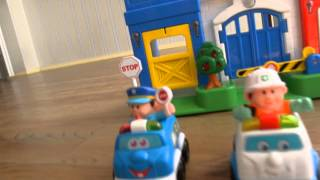 Cпецслужбы Kiddieland Обзор игрушки