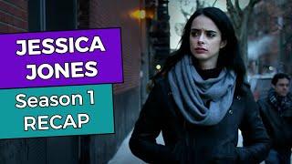 RECAP!!! - Jessica Jones: Season 1
