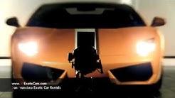SF San Francisco Exotic Car Rental Lamborghini