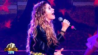 Adabel Guerrero eligió cantar