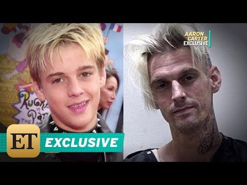 EXCLUSIVE: Aaron Carter Breaks Down Detailing DUI Arrest Says He Doesn't Need Brother Nick's Help