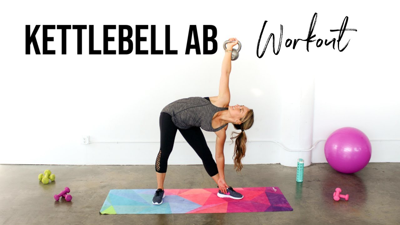how to use kettlebells for abs
