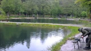 Angelpark - Fischerhaus Letscher  im Altensteig!