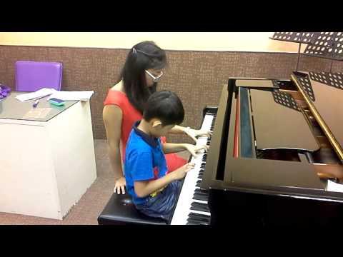 เด็กสมาธิสั้น กับการฝึกเปียโน ช่วยได้ ?