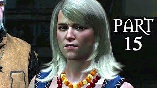 The Witcher 3 Wild Hunt Walkthrough Gameplay Part 15 - The Dark (PS4 Xbox One)