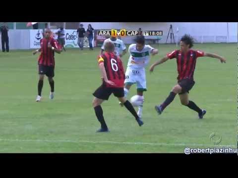 Gols - Arapongas 2 x 1 Atlético Paranaense - Paranaense 2012 - 18/02/12 - HDTV (1080i)