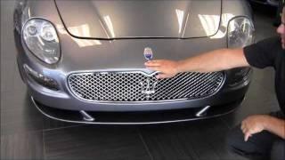 Maserati GranSport Spyder Videos
