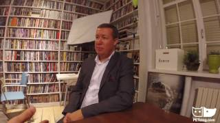 Интервью с режиссёром художественного фильма «Костя» Романом Каргаполовым