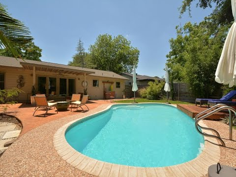 Stardust Austin Tx Allandale Modern Home For Sale With Pool