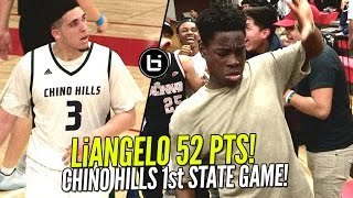 chino-hills-crazy-1st-state-game-liangelo-ball-52-pts-epic-dance-battle-breaks-out