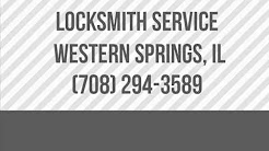 Commercial Locksmith Western Springs IL